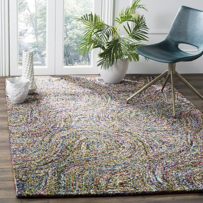 Anaheim Abstract Area Rug Rug Size: Rectangle 5 x 8