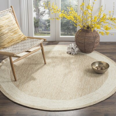 DuraRug Natural Area Rug Rug Size: Rectangle 6 x 9