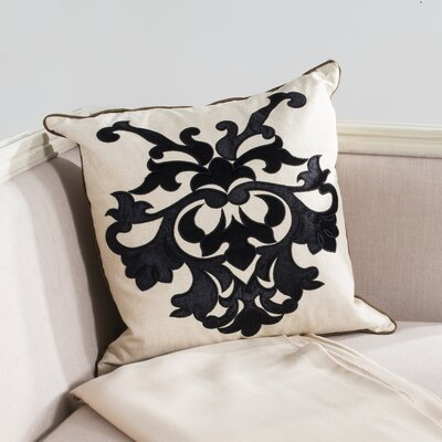 Greyson Cotton Throw Pillow