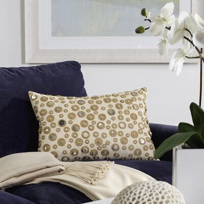 Bianca Cotton Throw Pillow
