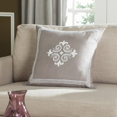 Charleroi Linen Throw Pillow
