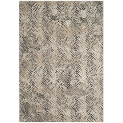 Edvin Brown Area Rug Rug Size: Rectangle 9 x 12