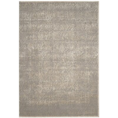 Edvin Brown Area Rug Rug Size: Rectangle 4 x 6