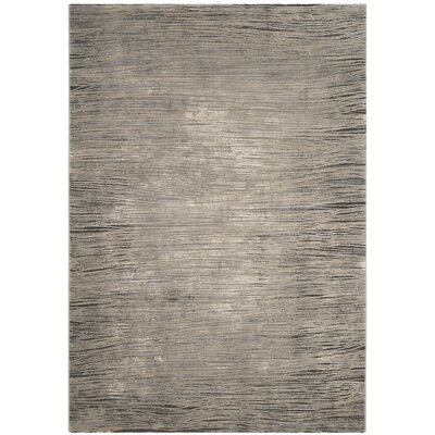 Edvin Brown Area Rug Rug Size: 33 x 5