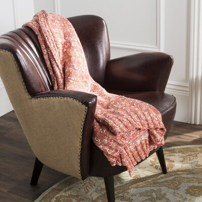 Magellan Knit Cotton Throw