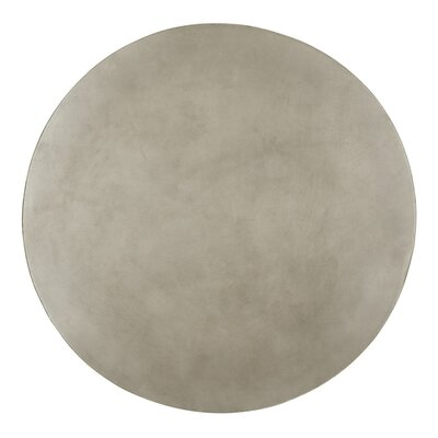 Caitlyn Round Concrete Coffee Table