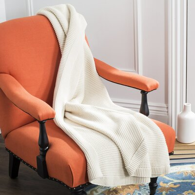 Vosburgh Knit Cotton Throw