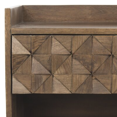 Banach 1 Drawer Nightstand