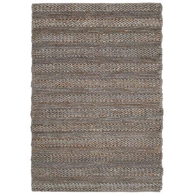 Eco-Smart Hand-Woven Beige Area Rug Rug Size: Rectangle 4 x 6