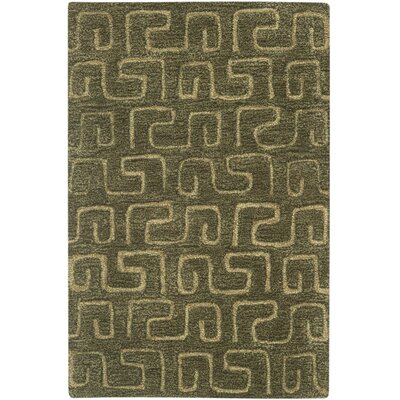 Area Rug Rug Size: Rectangle 96 x 136