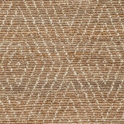 Pace Hand-Woven Natural/Ivory Area Rug Rug Size: Rectangle 8 x 10