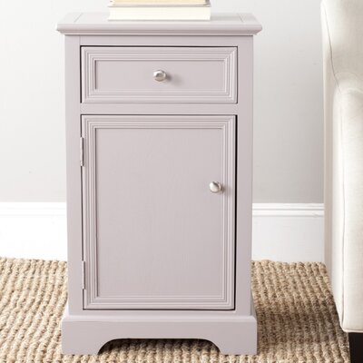 Jarome End Table Color: Quartz Grey