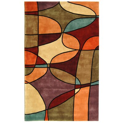 Rodeo Drive Assorted Contemporary Rug Rug Size: 6 x 9