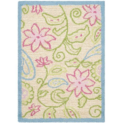 Damask Kids Area Rug
