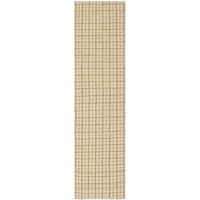South Hampton Light Beige Area Rug Rug Size: Runner 2 x 8