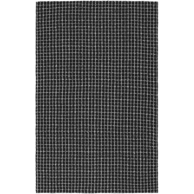 South Hampton Dark Grey Area Rug Rug Size: 4 x 6