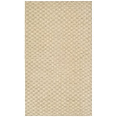 South Hampton Beige Area Rug Rug Size: 8 x 11