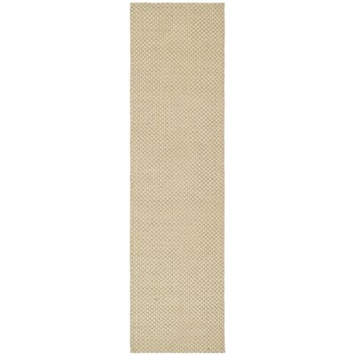 South Hampton Beige Area Rug Rug Size: Runner 2 x 12