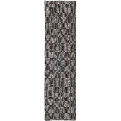 South Hampton Grey Area Rug Rug Size: Runner 2 x 6