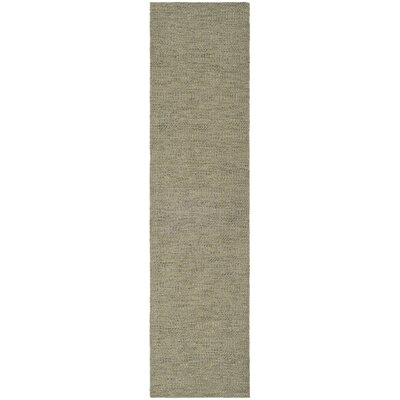 South Hampton Hand-Woven Grey Area Rug Rug Size: Runner 2 x 8