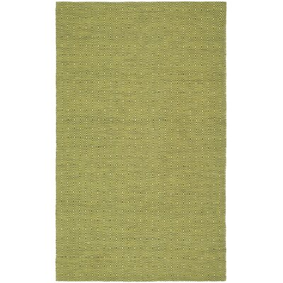 South Hampton Green Area Rug Rug Size: Rectangle 4 x 6