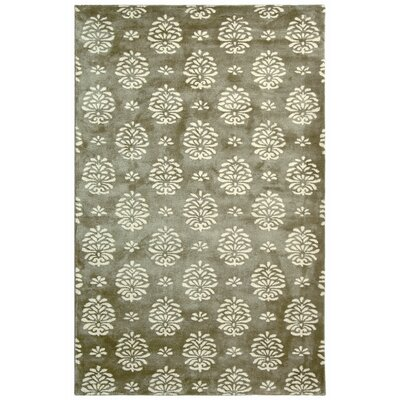 Soho Beige/Ivory Area Rug Rug Size: Rectangle 36 x 56