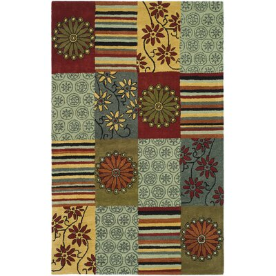 Soho Area Rug Rug Size: Rectangle 76 x 96