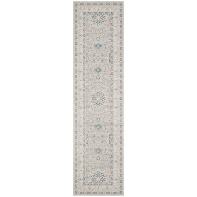 Velda Gray Area Rug