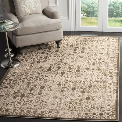 Gilbrae Oriental Cream Area Rug