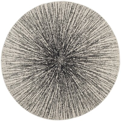 Evoke Black Area Rug
