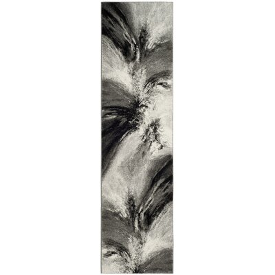 Glacier Gray Area Rug Rug Size: Rectangle 9 x 12