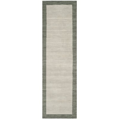 Southbury Light Wool Gray Area Rug