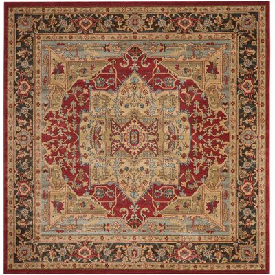 Pacheco Natural Area Rug Rug Size: Square 51