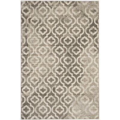 Fressia Gray Area Rug
