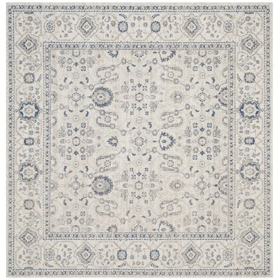Nielsen Light Gray Area Rug