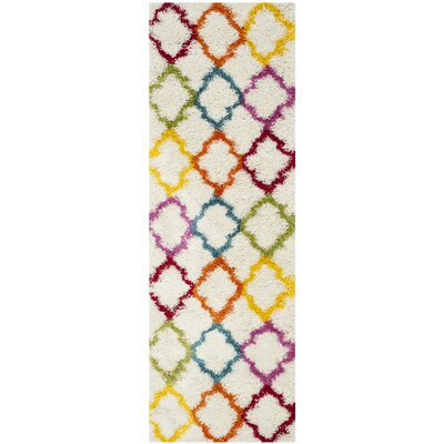 Madge Moroccan Ivory Area Rug