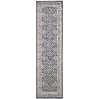 Bristol Woods Light Gray Area Rug