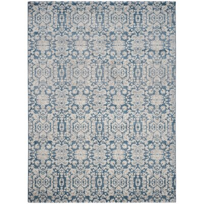 Bristol Woods Blue Area Rug