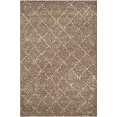Bennett Brown Area Rug