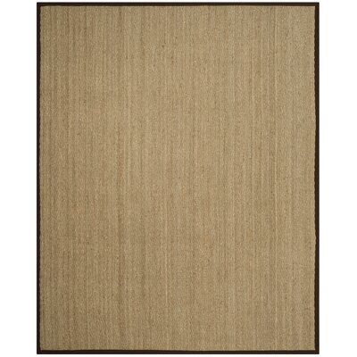 Graciela Natural Area Rug Rug Size: Rectangle 5 x 8