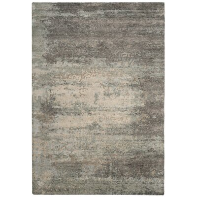 Mason Hand-Knotted Blue Area Rug