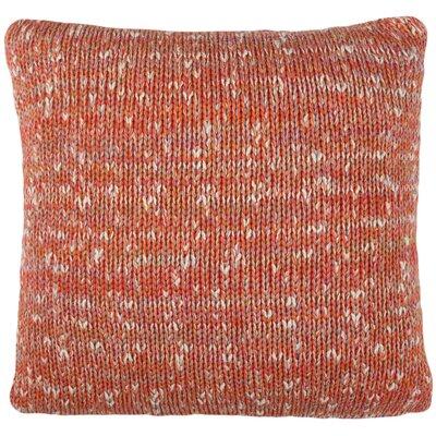 Joyce Knit 100% Cotton Throw Pillow