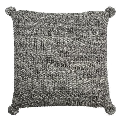 Mellina Knit 100% Cotton Throw Pillow