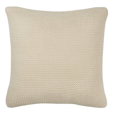 Johnsburg Knit 100% Cotton Throw Pillow