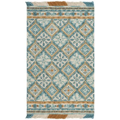 Bradwood Hand-Tuftedt Ivory Area Rug Rug Size: Rectangle 5' x 8'