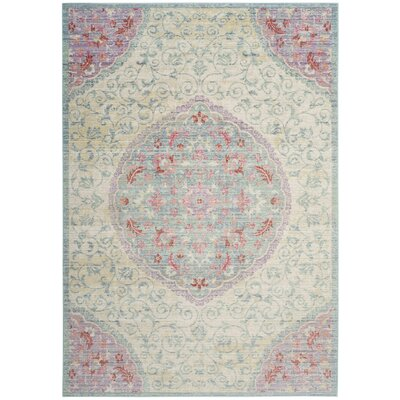 Chauncey Weave Light Gray Area Rug Rug Size: Rectangle 5 x 7