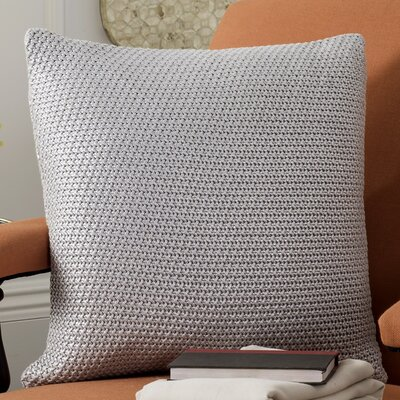 Menyauthe Knit 100% Cotton Throw Pillow