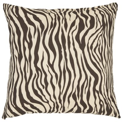Frederick Cotton Throw Pillow Size: 22 H x 22 W