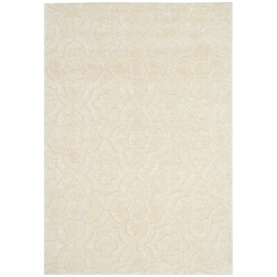 Stonybrook Cream Area Rug Rug Size: Rectangle 9 x 12