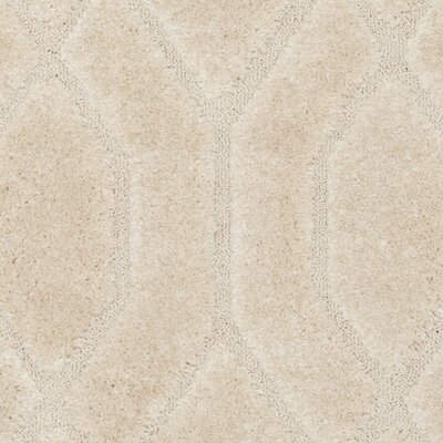 Archway Cream Area Rug Rug Size: Rectangle 9 x 12